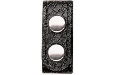 Bianchi 7906 Belt Keeper - 4 pack - Plain Black, Hidden 22090