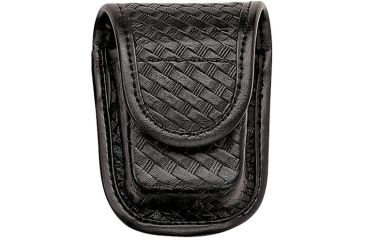 Bianchi 7915 Pager/Glove Pouch - Basket Black, Chrome 22117
