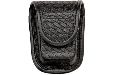 Bianchi 7915 Pager/Glove Pouch - Plain Black, Hidden 22114