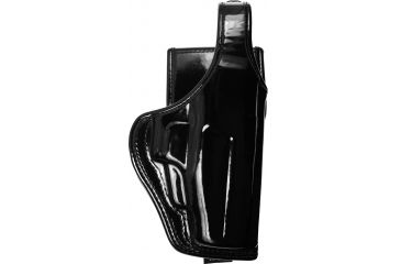 Bianchi 7920 Defender II Duty Holster, Hi-Gloss, Right Hand - Sig P228/P229 - 22336