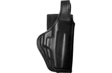 Bianchi 7920 Defender II Duty Holster, Plain Black, Right Hand - H&K USP .40/.45 - 22366