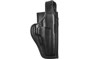 Bianchi 7920 Defender II Duty Holster, Plain Black, Right Hand - Glock 17/22 - 22024