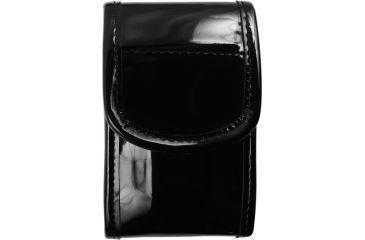 Bianchi 7937 Smartphome Case, Hi-Gloss Black w/ Velcro 25171
