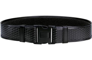 Bianchi 7950 AccuMold Elite Duty Belt, Basket Black, Tri-Release Buckle, 34-40in, 22125