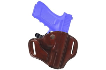 Bianchi 82 CarryLok Holster - Plain Tan, Left Hand 22163