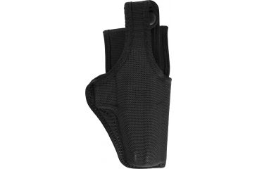 Bianchi  AccuMold Vanguard Duty Holster - Black, Right  18527