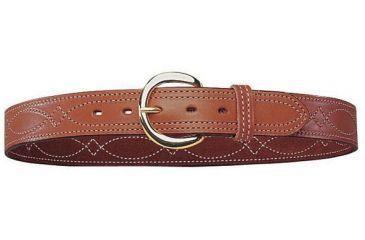 1-Bianchi B12 Reversible Sport Stitched Belt