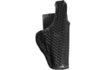 Bianchi  Defender II Duty Holster - Basket Black, Right  22050