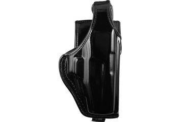 Bianchi Defender II Duty Holster, Hi-Gloss, Right 22334