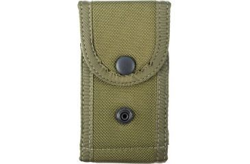Bianchi M1025 Military Magazine Pouch - OD Green - Beretta 92, Browning Hi-Power & Similar - 14545