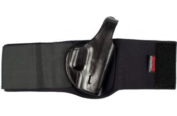 Bianchi Negotiator Holster, Black, Right Hand, Size 12 Glock 26/27