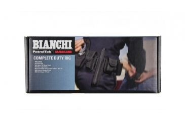 Bianchi PatrolTek, Complete Duty Rig, Large (40-46 in) BIPTKIT25265