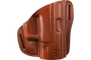 Bianchi P.I. Open-Top Holster for Springfield 9mm/.40, .45 - Tan, Right Hand - 25004