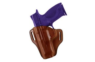 Bianchi Remedy Holster - Tan, Left Hand