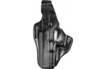 Bianchi 57 Serpent Holster for Government 1911 - Black, Right Hand
