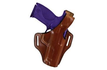 Bianchi Serpent Holster - Tan, Right Hand