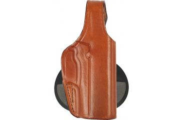 Bianchi 59 Special Agent Holster, Plain Tan, Right Hand - Sig P220, 225, 226 - 19168