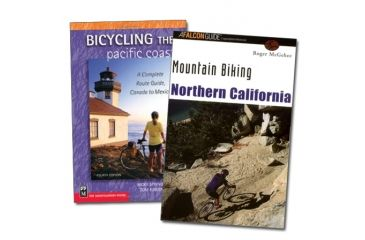 Bicycling The Pacific Coast, Kirkendall & V. Spring, Publisher - Mountaineers Books