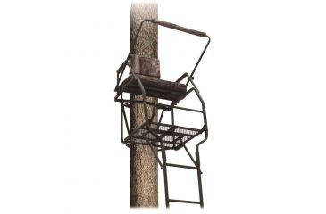 Big Dog Treestands Lancer   Ladder Tree Stand