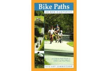 Bike Paths Of Nh, Stuart Johnstone, Publisher - Active Publications