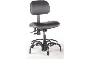 Bio Fit Economy Lab Chairs With Glides, BioFit 1P61 89 Economy Lab Chair,