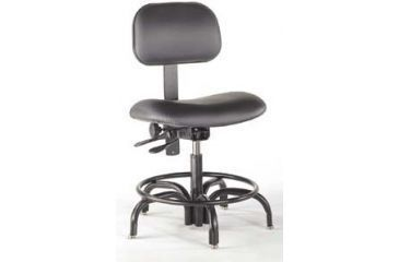 Bio Fit Economy Lab Chairs with Glides, BioFit 1P61CR-684 Economy Lab Chair, Chrome