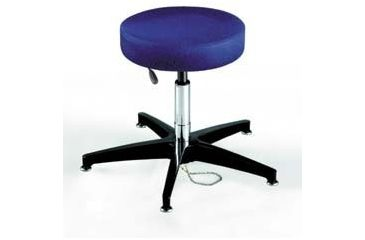 Bio Fit ESD Stools, 1M Series, BioFit 1M64-ATF-K Stools With Footring