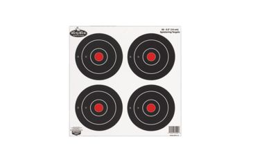 2-Birchwood Casey Dirty Bird Splattering Targets 6 Inch Round
