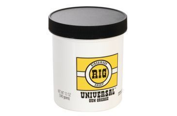 Birchwood Casey Rig Universal Grease 12 Ounce Jar 40045