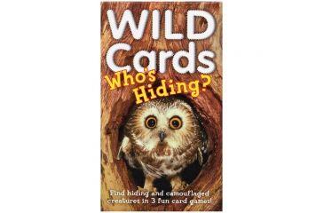 Birdcage Wild Cards Who's Hiding 2322