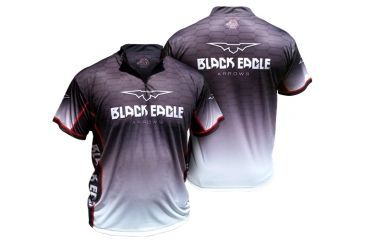 fd4e709312a Black Eagle Arrows Black Eagle Arrows Team Jersey - Black - Small