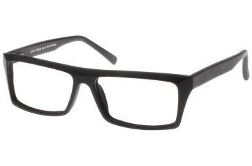 Black Forever Bk588 588 Bifocal Mat Black Frames