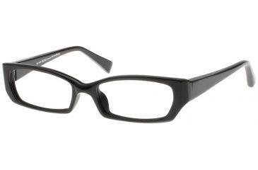 Black Forever Bk590 590 Progressive Shiny Black Frames