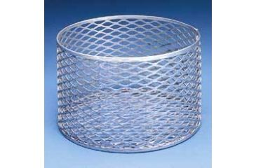Black Machine Baskets, Aluminum A301/C Square