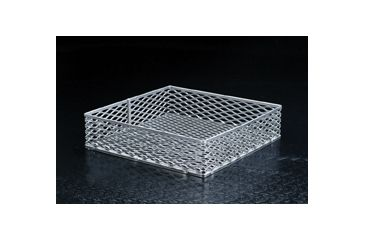 Black Machine Microbiological Baskets, Stainless Steel, Black Machine SS417 Rectangular