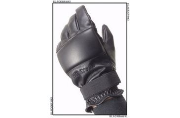 BlackHawk 2002 LightFighter Full Finger Padded Gloves
