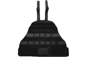 Blackhawk Ballistic 3a St Bicep Set Of 2 Black 32ba04bk St3a5c