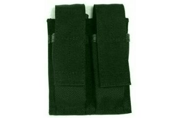 BlackHawk Belt Mounted Double Magazine Pouch, Olive Drab 51PM01OD