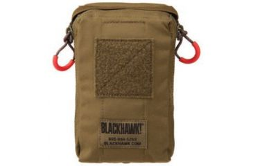 BlackHawk Compact Medical Pouch, Coyote Tan 37CL124CT
