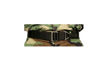 BlackHawk CQB Riggers Emergency Rescue Belts (Medium) Up To 41 hook and loop (Black, Tan, Brown, or Olive Drab), Available Blackhawk belt options BlackHawk CQB Belt (Medium) Up To 41 Black, Size 40, Black