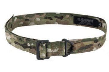BlackHawk CQB/Rescue Mil-Standard 858 Belt, 34in Waist, Multicam 41CQ00MC
