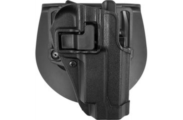 BlackHawk CQC SERPA Holster w/ Beltloop & Paddle, 5900/4000 series. Incl TSW
