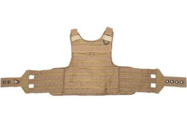 Blackhawk! S.T.R.I.K.E. Cutaway Armor 3A-STV VIP Slick Tactical Vest