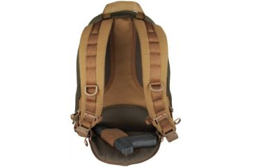 3-BlackHawk Diversion Carry Backpack w/ Concealed Pistol Compartment
