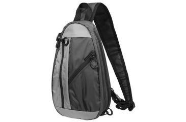 BlackHawk Diversion Carry Slingpack, Grey and Black 65DC65GYBK