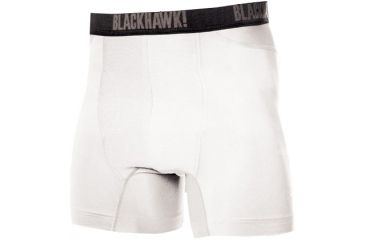 Blackhawk Engineered Fit-Boxer Briefs White
