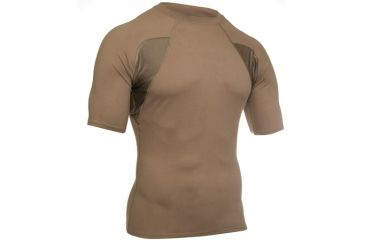 Blackhawk Engineered Fit Shirt-SS Mck Nk, Foliage Green, 3XLarge, 84BS05FG-3XL
