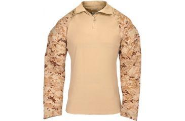 BlackHawk HPFU Long Sleeve Combat Shirt - no I.T.S. - DM3 Desert Digital, Large