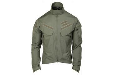 BlackHawk HPFU Uniform Jacket, No I.T.S. - Olive Drab, Large