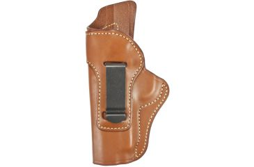 Blackhawk Inside Pants w/Clip Holster, Brown - 1911 Commander, Left Hand